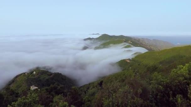 hory mlhovky panoramatický pohled