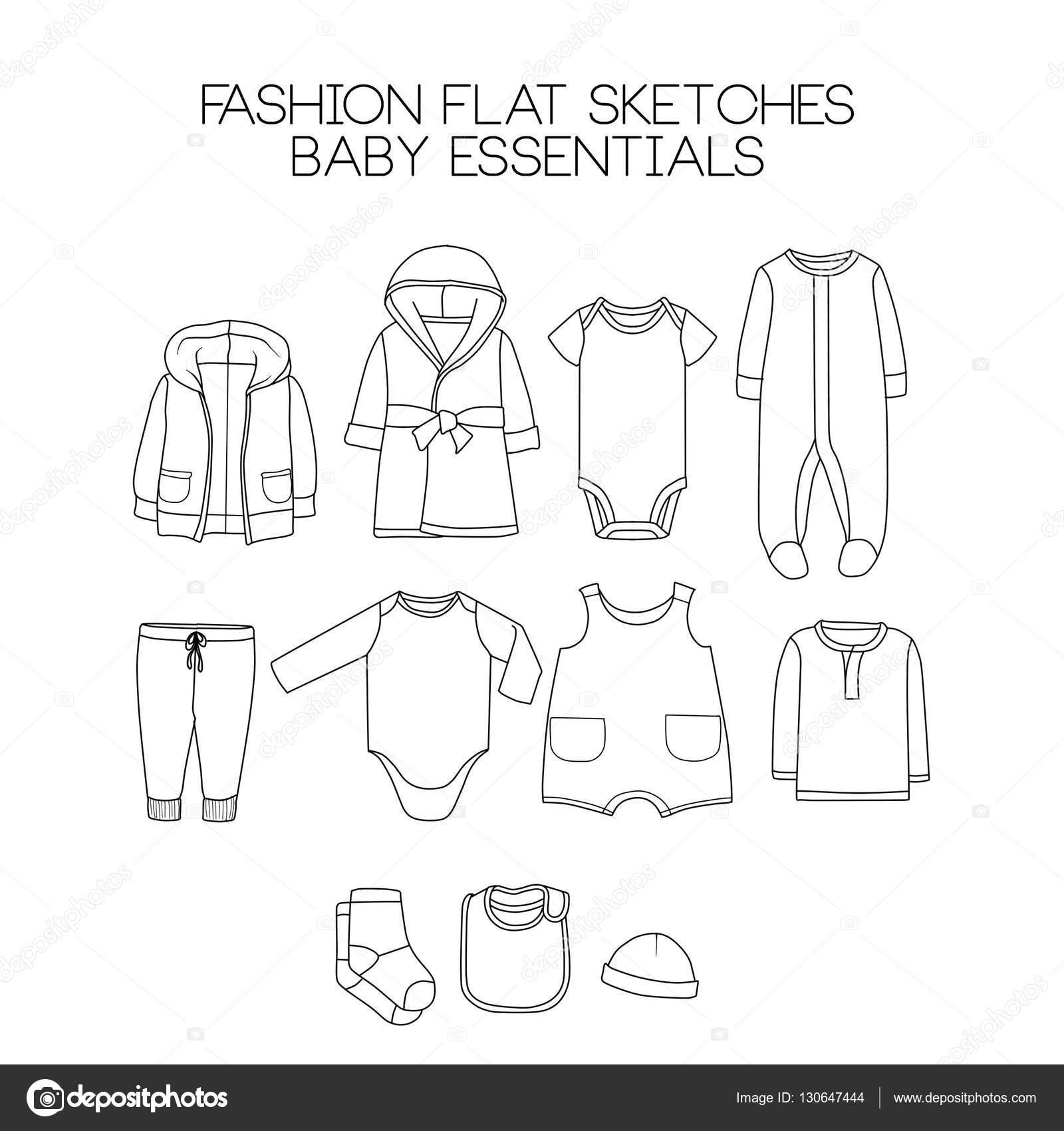 Kleiderschrank clipart  Aquarell digitale Illustration - set Aquarell Mode ClipArt ...
