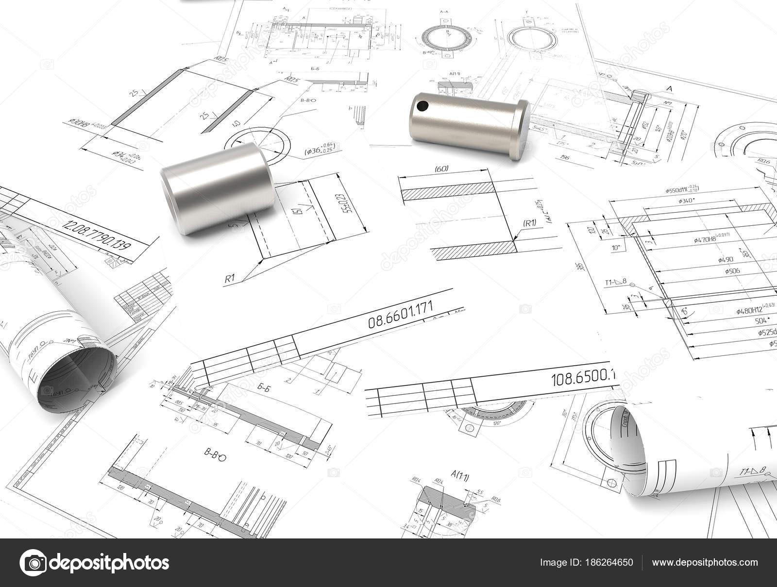 Kresleni Strojnich Soucasti Projektovou Dokumentaci Kresby A
