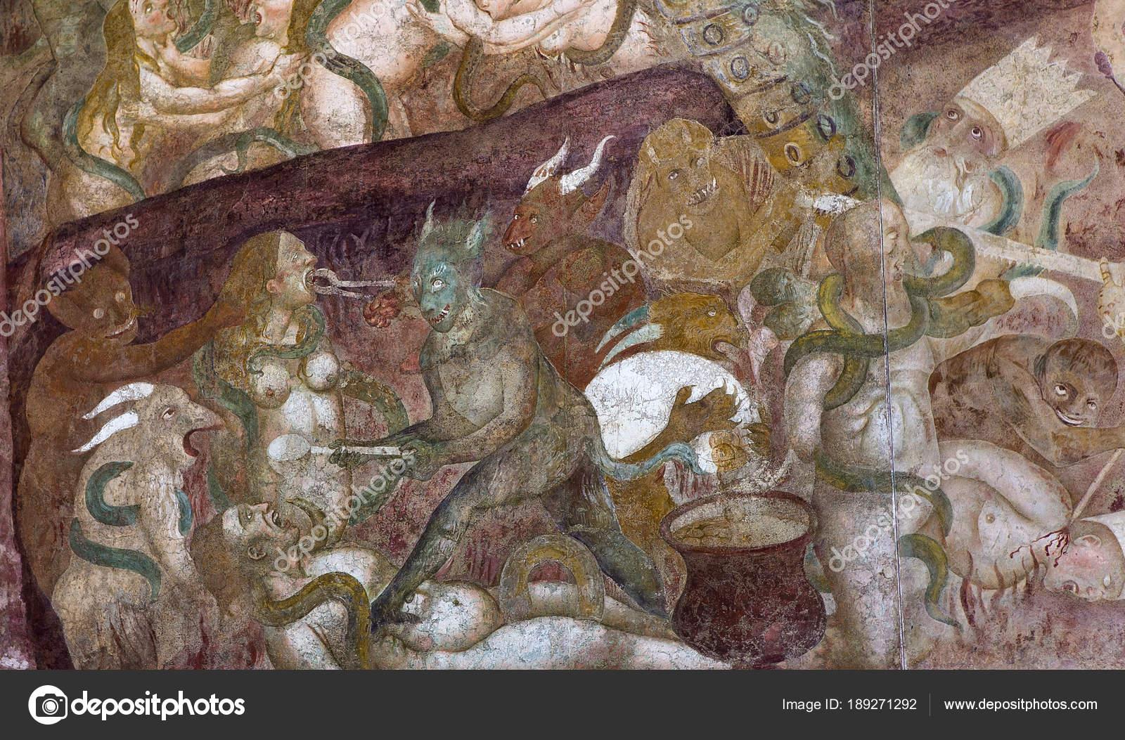 Pise italie juin 2016 fresque triomphe mort camposanto - Cuisiner trompette de la mort ...