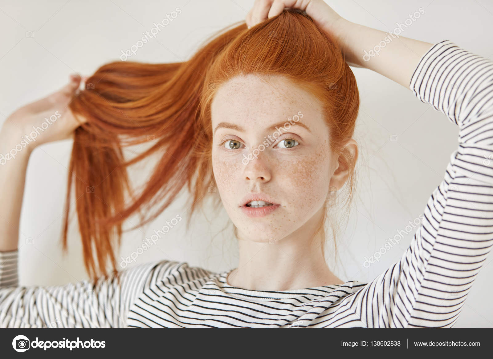 how to get ginger hair