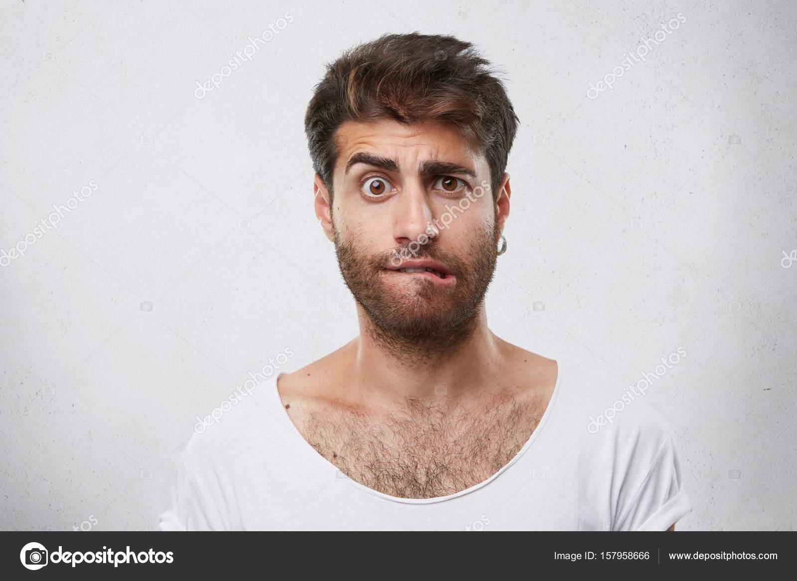 Mann beim treffen nervös [PUNIQRANDLINE-(au-dating-names.txt) 62