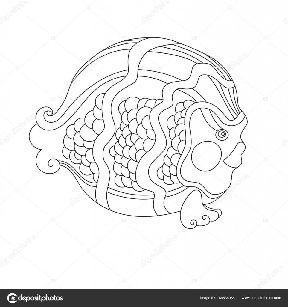 Wunderbar Fisch Färbung Seite Bilder - Ideen Wieder Aufnehmen ...
