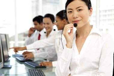 International Business Call Center