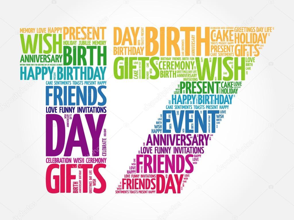 17 Geburtstag