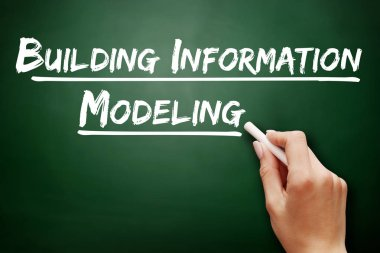 Hand writing building information modeling