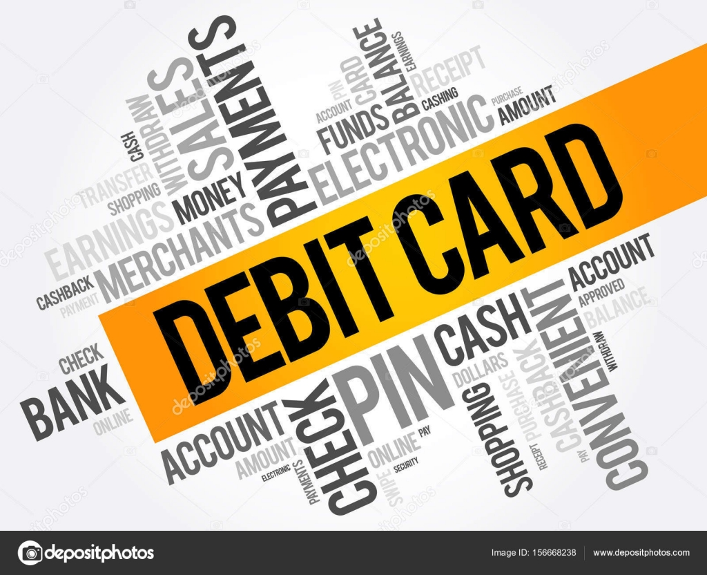 Debit card word cloud collage stock vector dizanna 156668238 debit card word cloud collage finance business concept background vector by dizanna reheart Choice Image