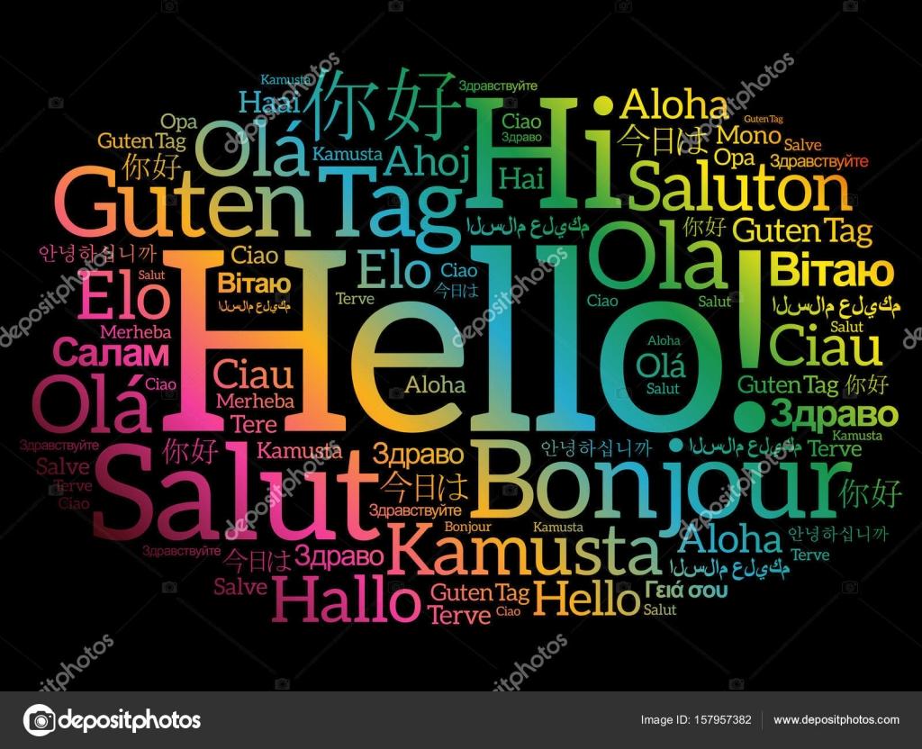 Imágenes: Varios Idiomas