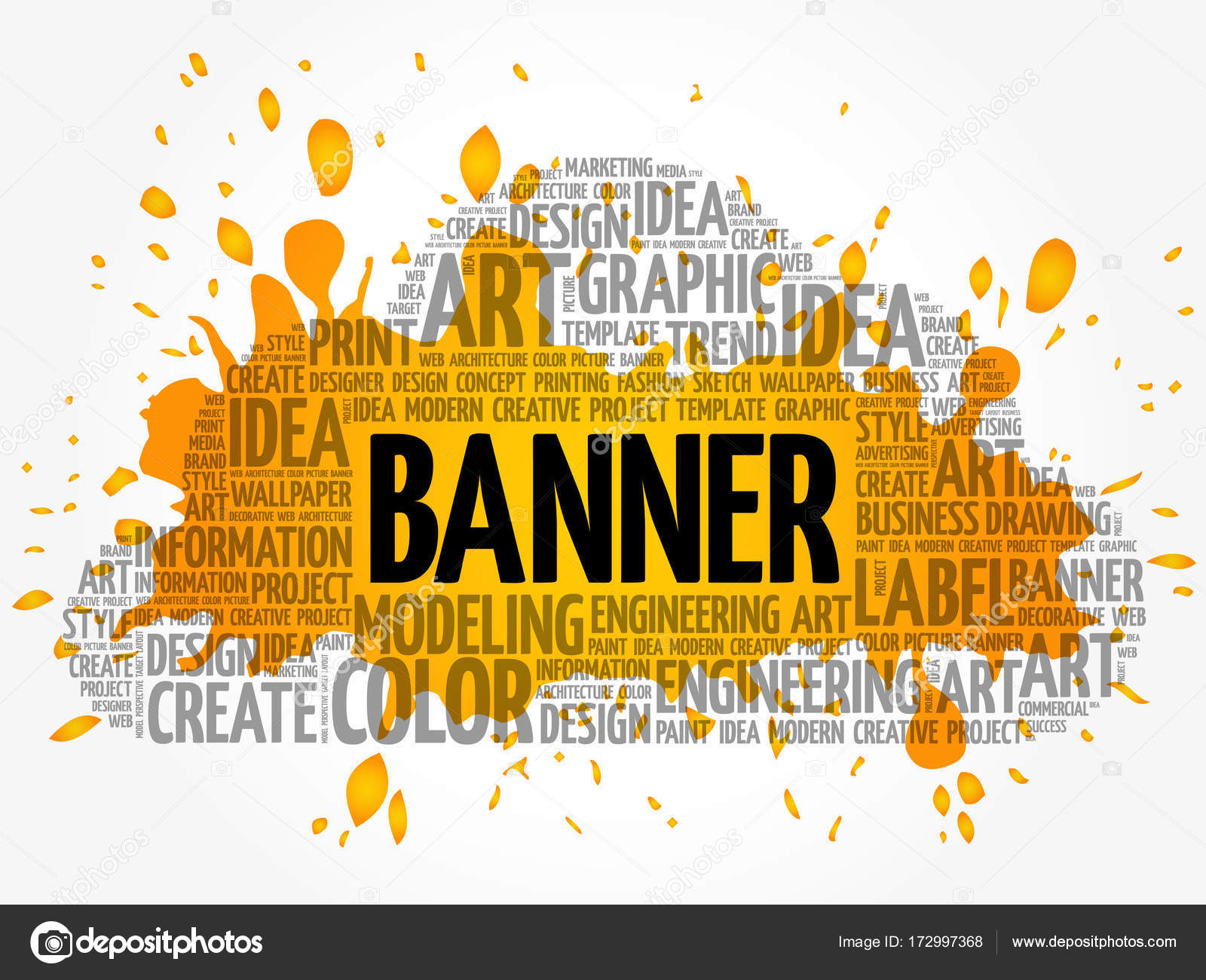 create a banner in word