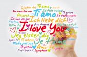 liebe Worte ich liebe dich