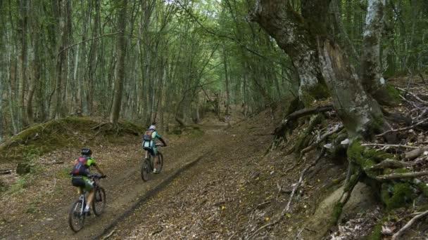 dva jezdci cyklisté jezdit