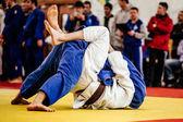 judista zápasníci muž