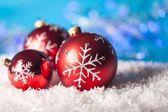 složení vánoční ozdoby
