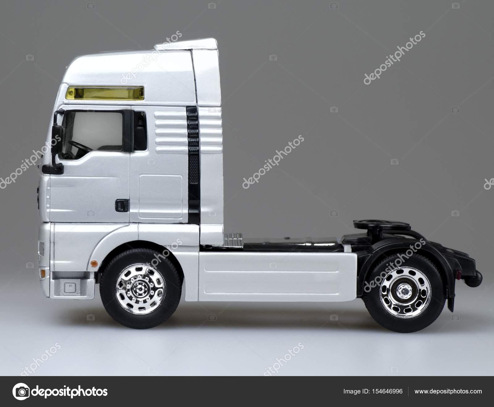 Camión Juguetes Grande Camiones De Madera PlanosJuguete Blanco Y7mI6gvbfy