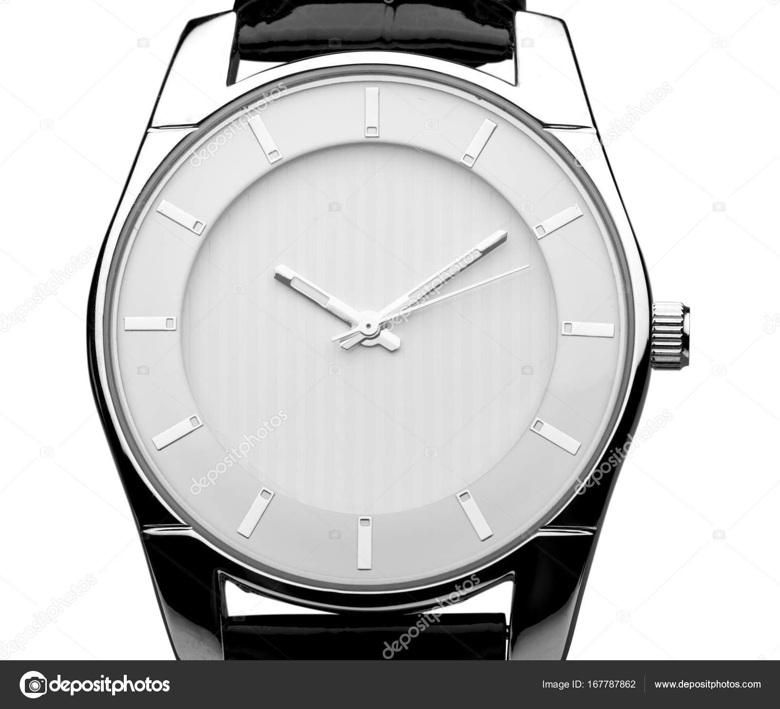 Pánské mechanické hodinky — Stock Fotografie © billiondigital  167787862 72bb82d2d71