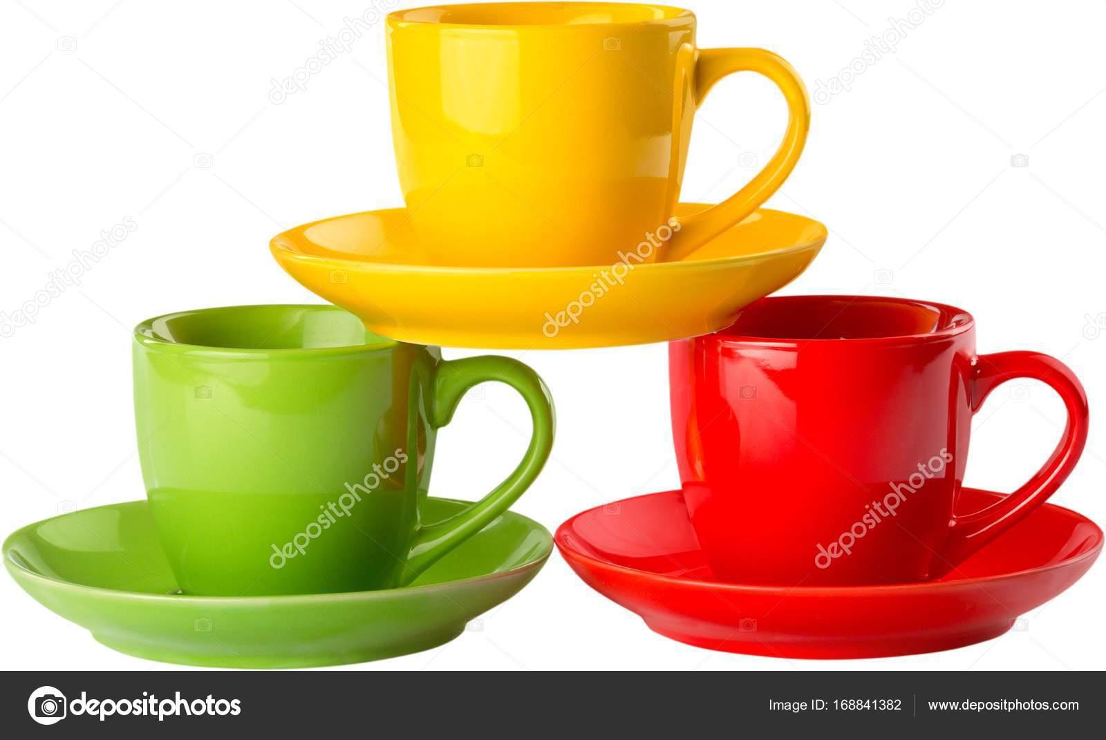 many colorful coffee cups stock photo billiondigital 168841382