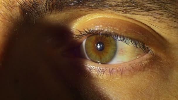 Augenzwinkern