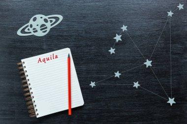 Constellations Aquila