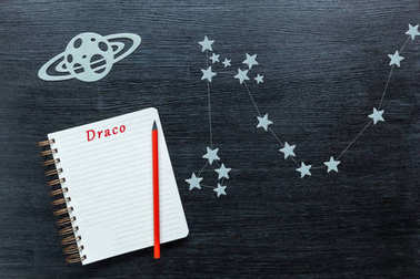 Constellations Draco