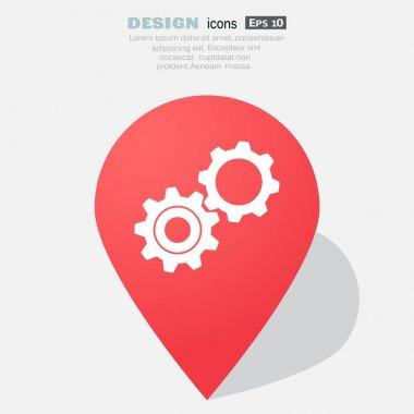Configure Web icon