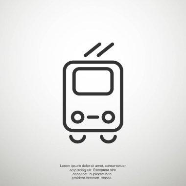 trolleybus web icon