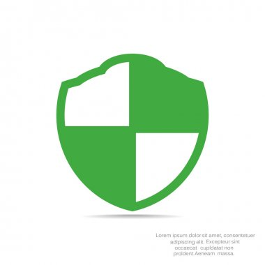 Shield web icon