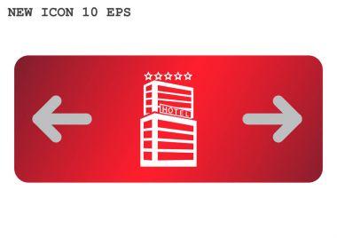 hotel web icon.