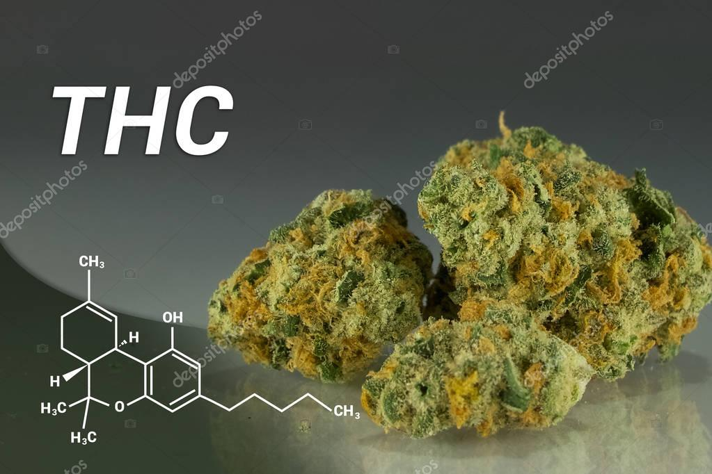 THC | THC Image | Medical Marijuana | Cannabis
