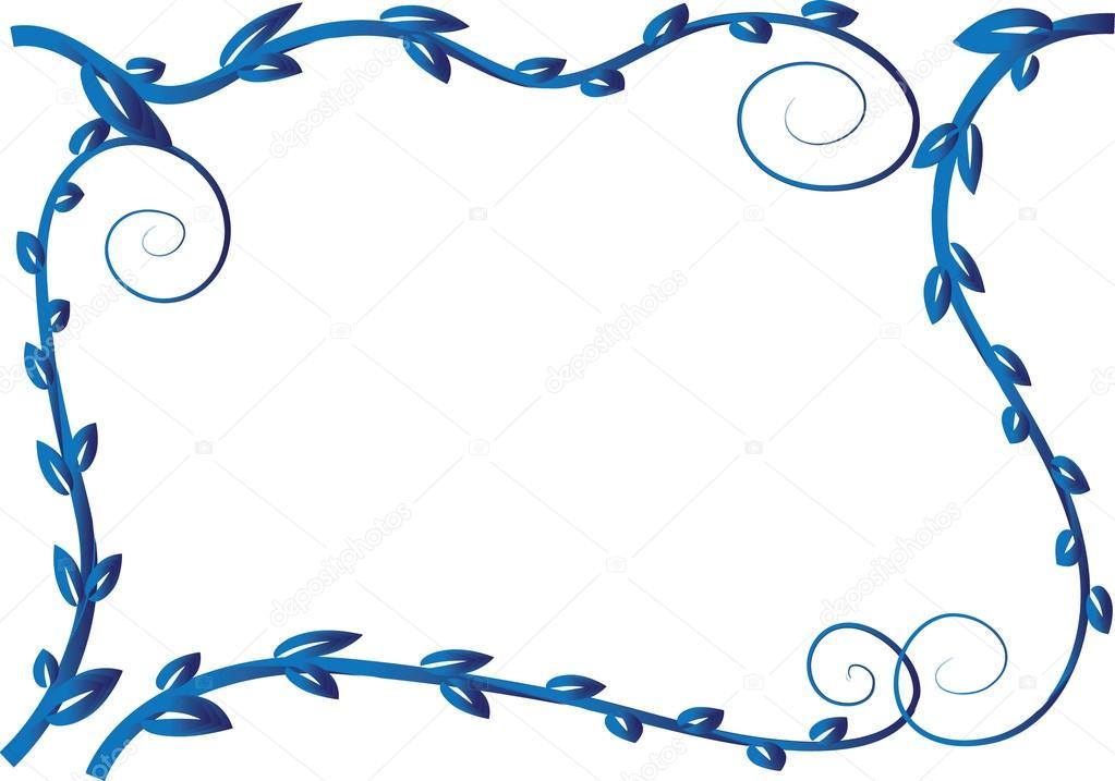 schöne Zeichnung Rahmen — Stockfoto © wenpei #126220388