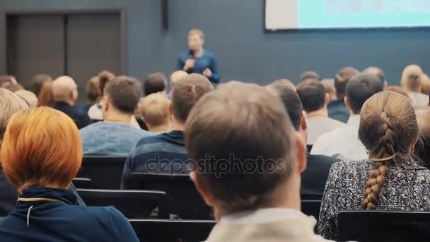 Business People Seminar Konferenz Tagungsbüro Schulungskonzept