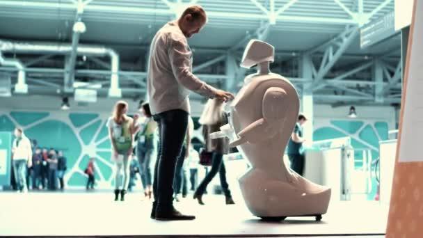 modern robottechnológiák.