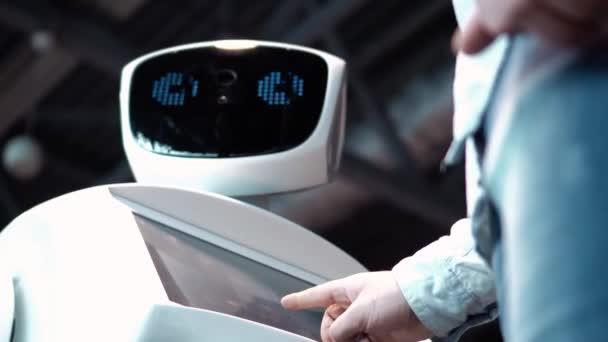 Modern robotika technológiák.