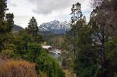 Okolí Bariloche. Národní park Nahuel Huapi.