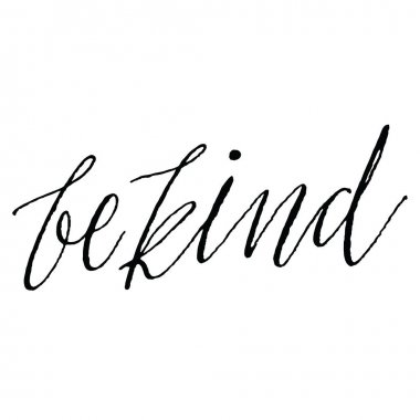 Be Kind Motivational Quote