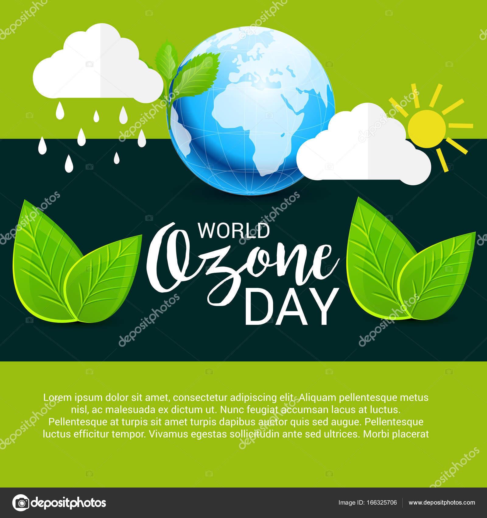 world ozone day information