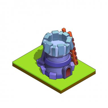 Medieval tower defense