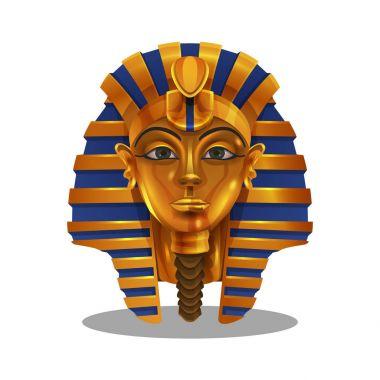 Egyptian pharoah figurine