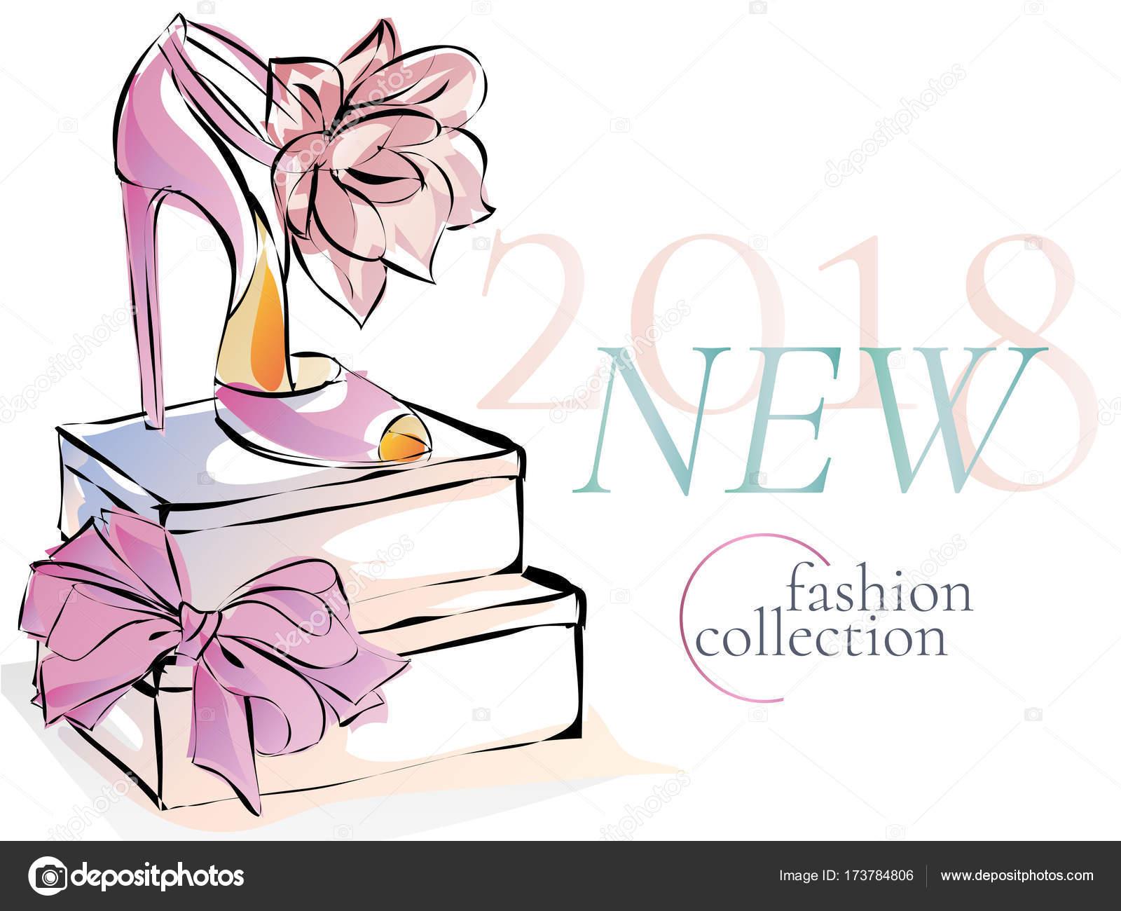 ファッション靴新作のプロモーション バナー広告オンライン