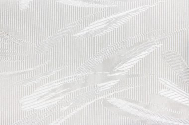 White Fabric blind curtain texture background can use for backdrop or cover stock vector