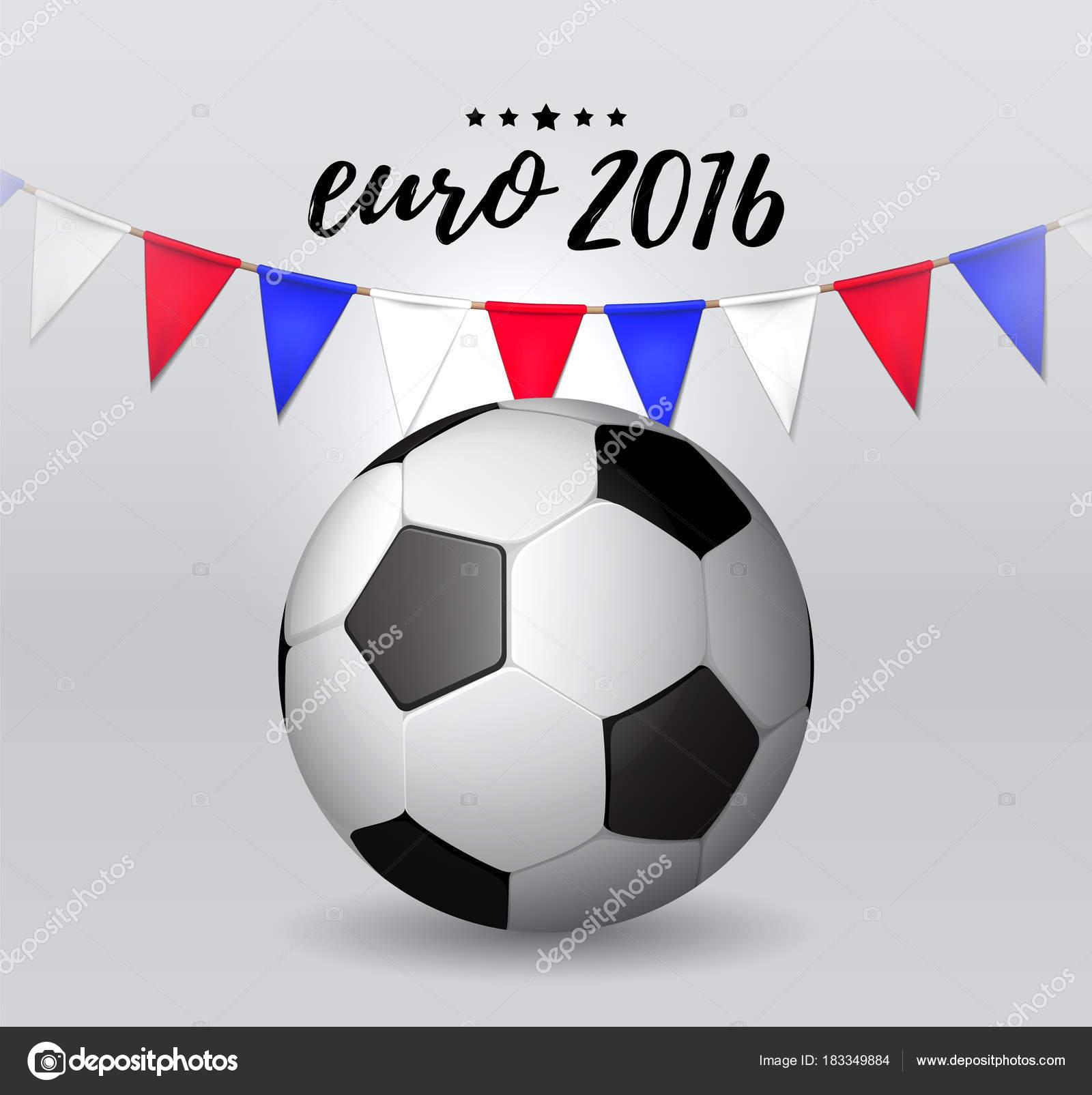 Campeonato Fútbol Copa Euro 2016 Francia Fútbol Balón Fútbol ... 9dbcc6b62a394