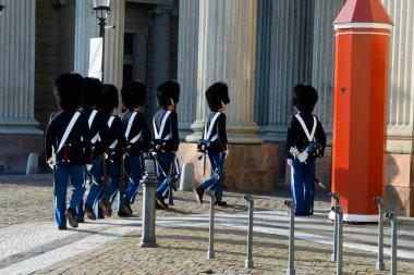 Kopenhag, Danimarka Kraliyet Muhafızı