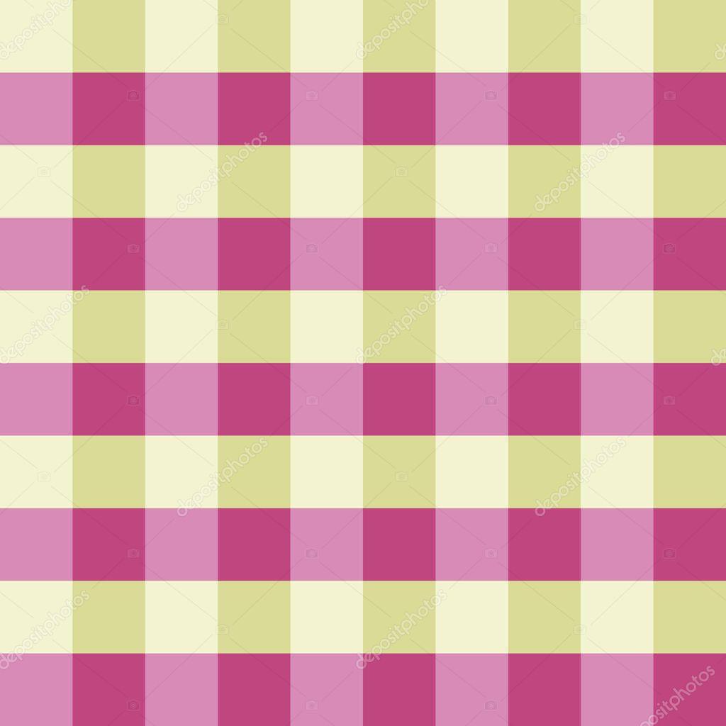 f1b6018b1c4 Ροζ πράσινο καρό τραπεζομάντηλο απρόσκοπτη διάνυσμα φόντο σχεδιασμός πατρόν  — Διανυσματικό Αρχείο © zannaholstova #186379824