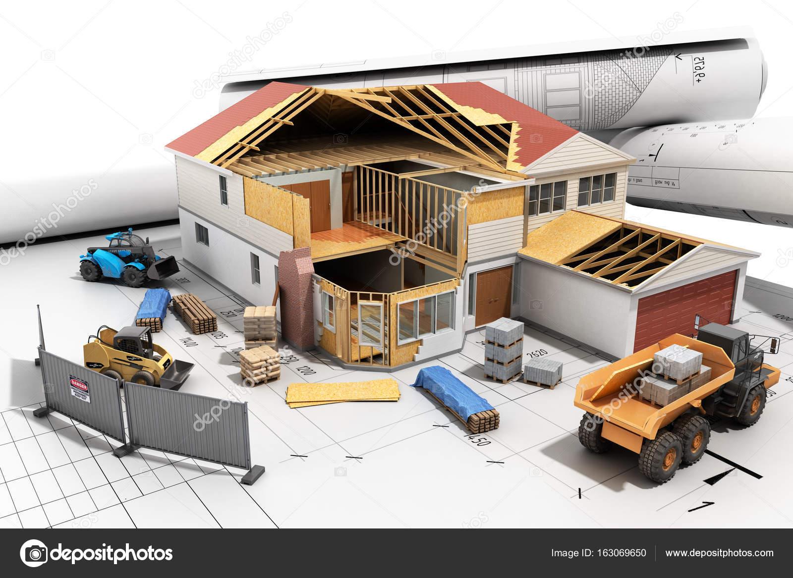Imágenes: Construccion De Casa