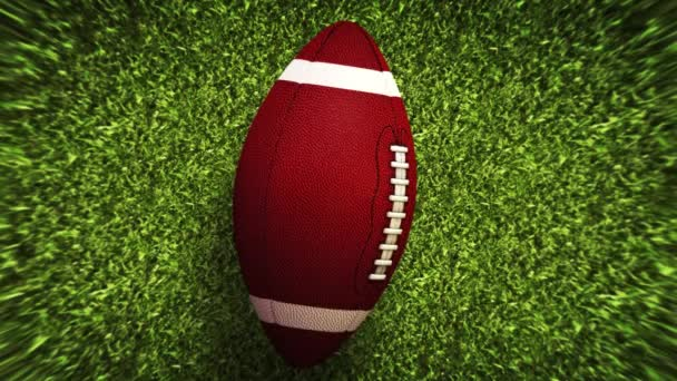 Amerikai futball sisak Super Bowl játék Field Stadium zöld fű háttér