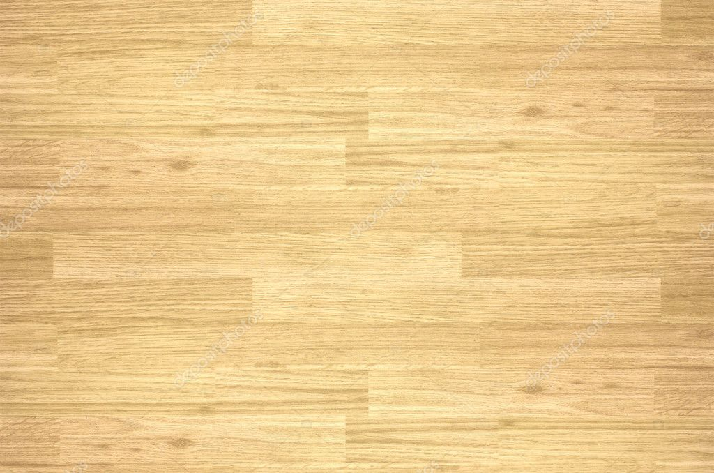 Hardwood Maple Basketball Court Floor Viewed From Above Stock
