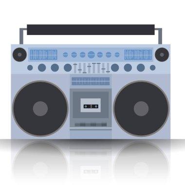 flat Cassette recorder