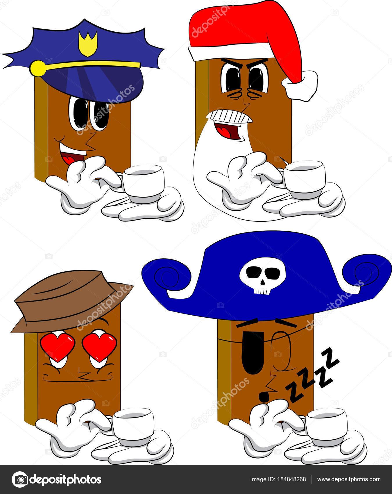 Dibujos Faciles Para Hacer Historietas Libros Con Una Taza Café