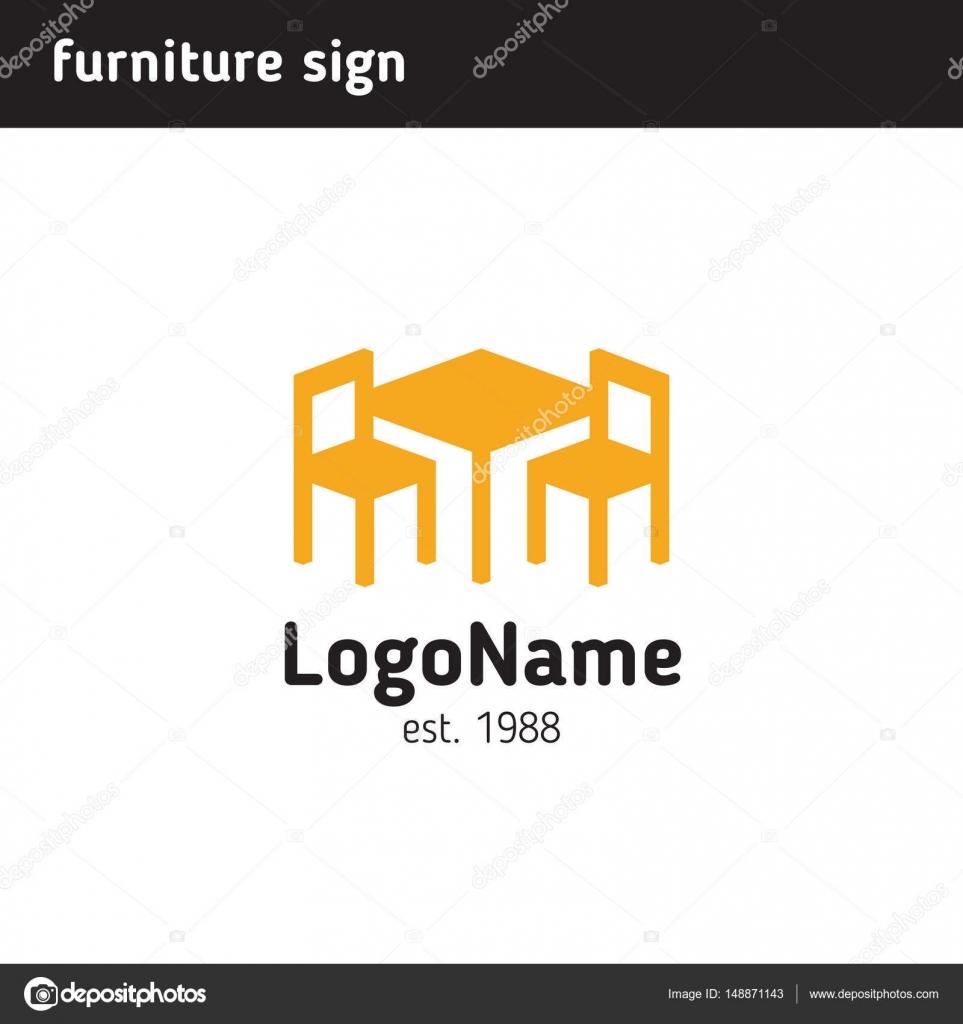 logo para fabrica de muebles firmar para una compa241237a de
