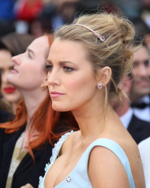Blake Lively attends the 'Slack Bay (Ma Loute)'
