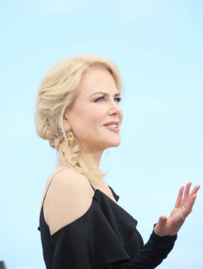 Nicole Kidman attends the 'Top Of The Lake: China Girl'